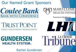 named grant sponsors