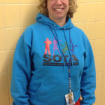 "Hamilton/SOTA I teacher Teri Amann received a $305 grant to buy exercise equipment for students to use for ""brain breaks"" to improve focus for academic work."
