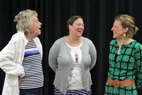 North Woods Carol Taebel, Jocelyn Buxton, Summer Elston small