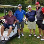 Dirk Hunter, Mark Hunter, Bill Hoel, Carl Shedivy.