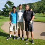 Alex Gavarilos, Juian Erickson, Jake Erickson.