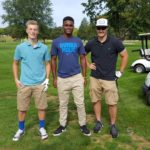 Max Harcey, Floyd Thomas, Jake Perner.