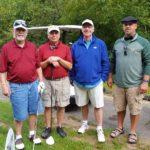 Ken French, Richard Bean, Woody Wiedenhoeft, Lad Doolittle.