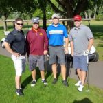 Brent Wilkerson, Beau Elston, Josh Buxton, Kevin Hooper.