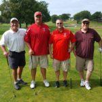 Scott Mihalovic, Matt Marohl, Walter Gnewikow Jr., Kurt Baumgarten.