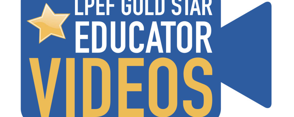 LPEF YouTube channel to feature video series on Gold Star